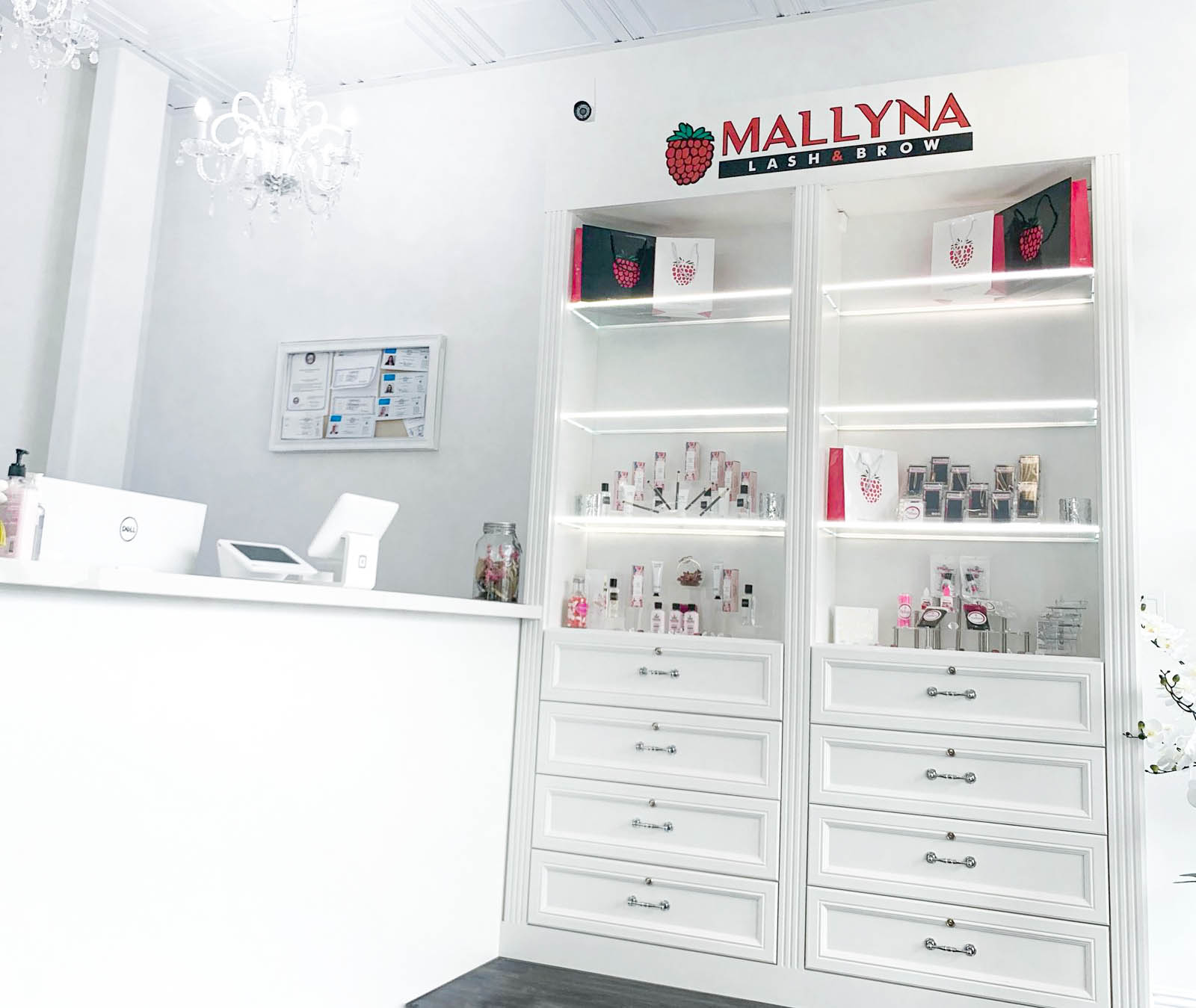 Mallyna Lash & Brow Lounge Henderson